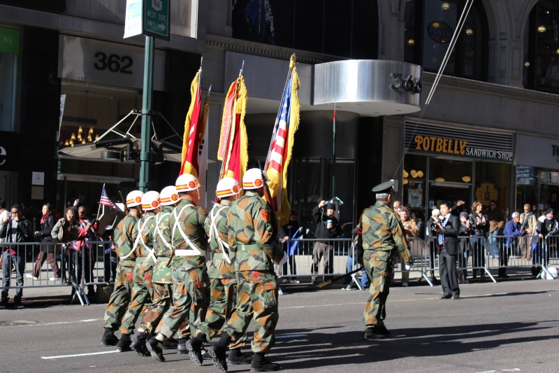 2013 Veteran's Day Parade NY City Img_1212