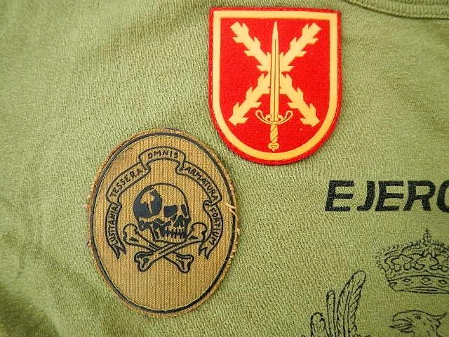 Spanish  Para patches Legio_11