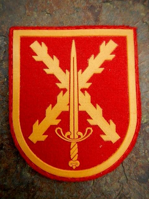 Spanish  Para patches Legio_13
