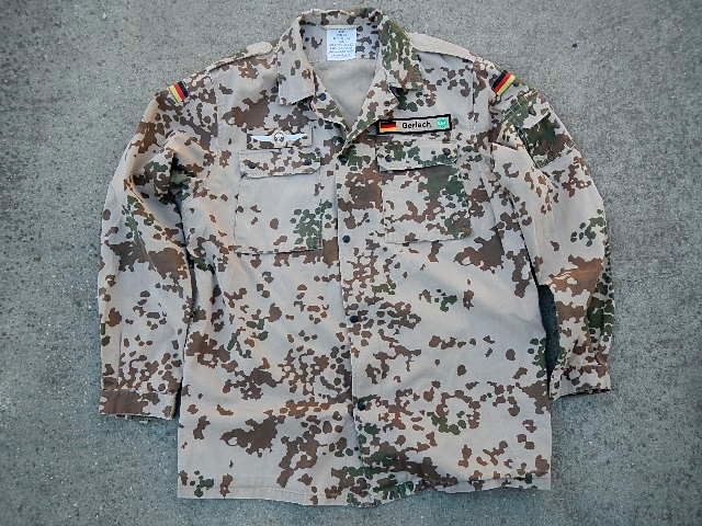 German Desert shirt Norweg16