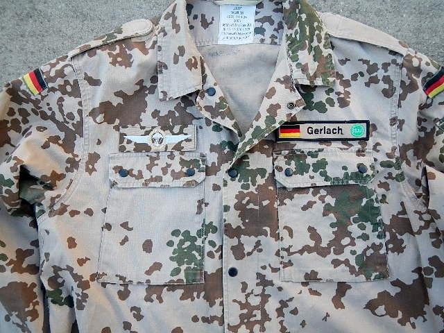 German Desert shirt Norweg17