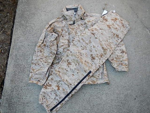 Lightweight Desert Marpat  Goretex  jacket Norweg20