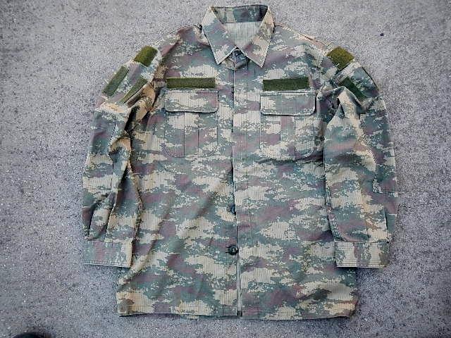 New Turkish camo uniform Norweg34