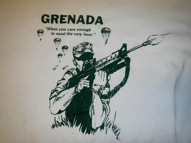 Soldier of Fortune Grenada t shirt Norweg42