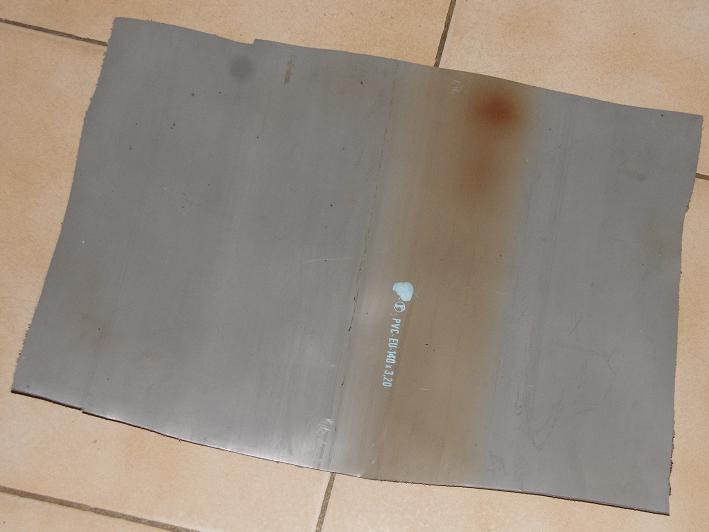 Tuto Fabriquer un couteau spécial airsoft en PVC Coutea11