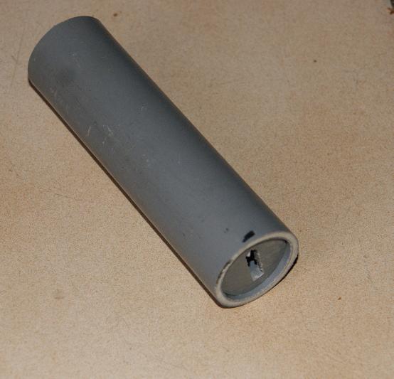 Tuto Fabriquer un couteau spécial airsoft en PVC Coutea24
