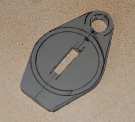Tuto Fabriquer un couteau spécial airsoft en PVC Coutea28