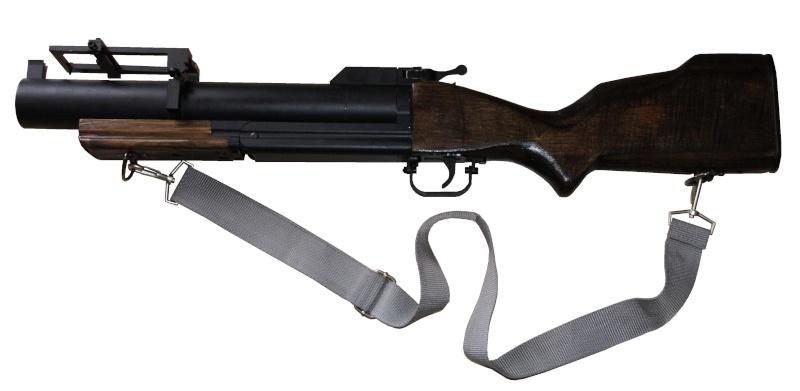 fabrication d' un M 79 en acier alu PVC - Page 6 M7910