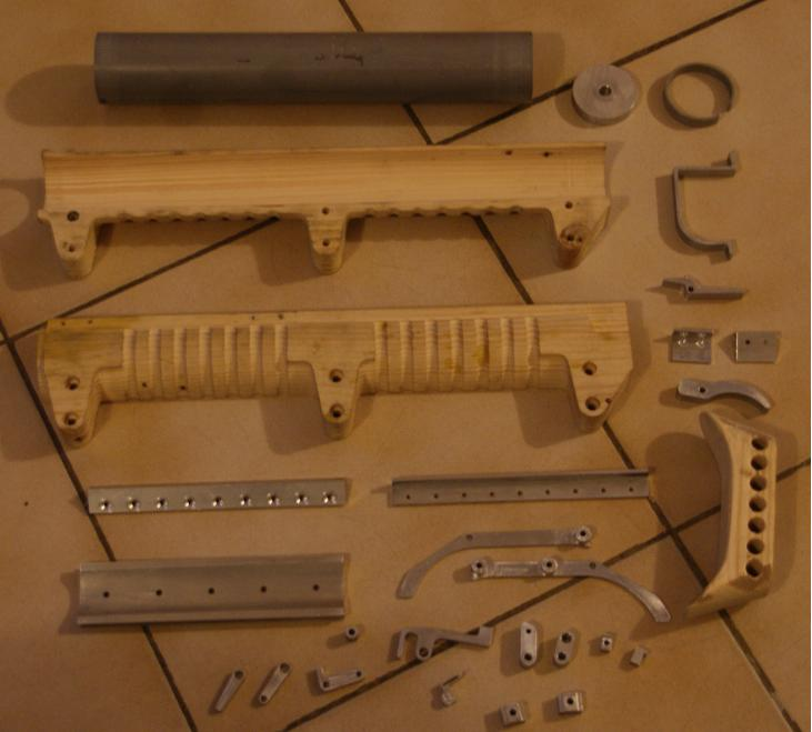 GM-94 grenade launcher homemade - Page 4 Pieces58