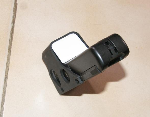 Tuto Fabriquer une protection de viseur holographique. Porote26