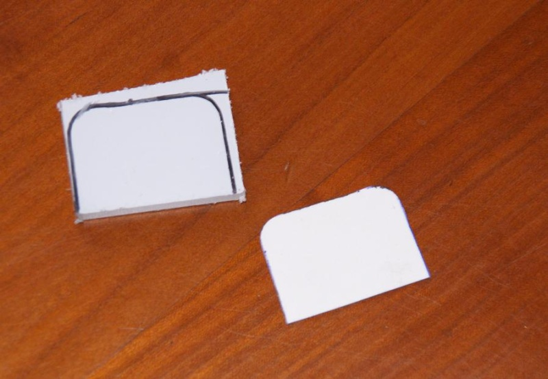 Tuto Fabriquer une protection de viseur holographique. Porote27