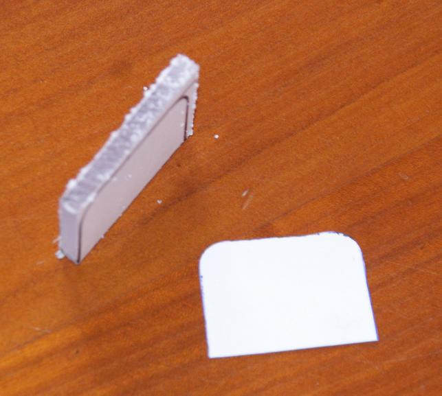 Tuto Fabriquer une protection de viseur holographique. Porote28