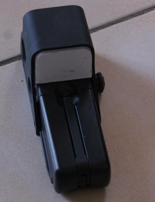 Tuto Fabriquer une protection de viseur holographique. Porote30