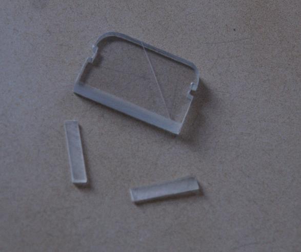 Tuto Fabriquer une protection de viseur holographique. Porote31