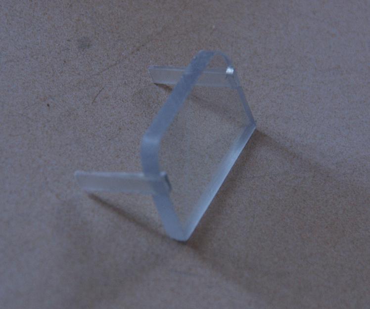 Tuto Fabriquer une protection de viseur holographique. Porote32