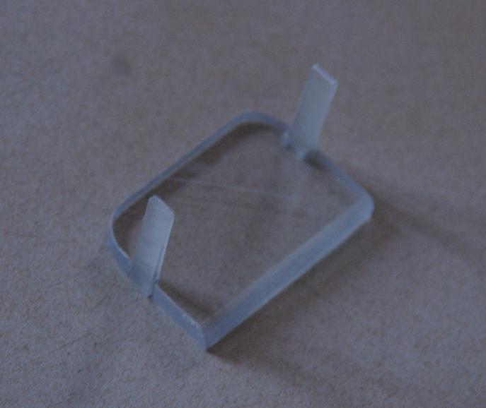 Tuto Fabriquer une protection de viseur holographique. Porote33