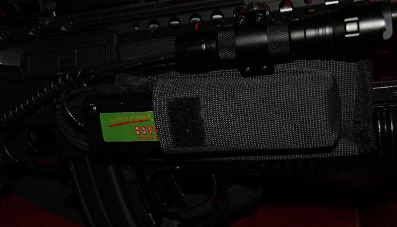poche molle pour batterie ... Range_11