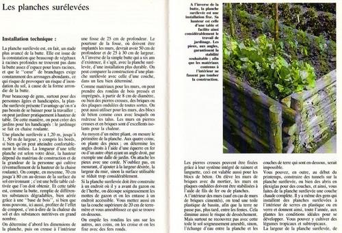 Culture en Lasagnes  Jardin11