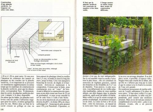 Culture en Lasagnes  Jardin12