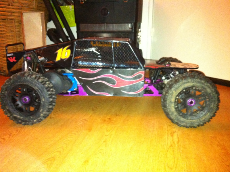 Roll cage home made 5b Photo11