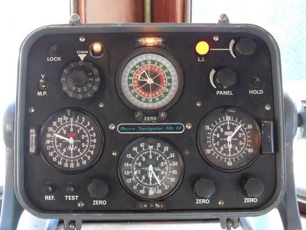 radio hf, ssb, fax meteo Decca_11