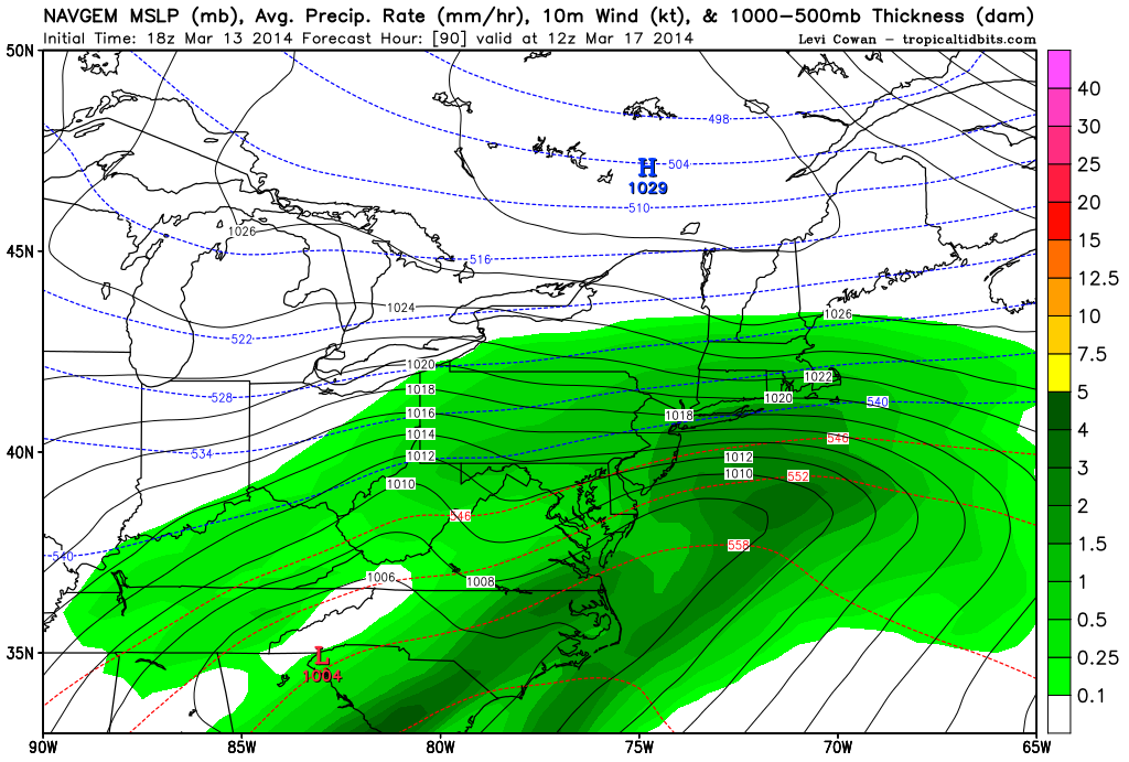 March 17th-18th Storm Potential Discussion - Page 5 3_131810