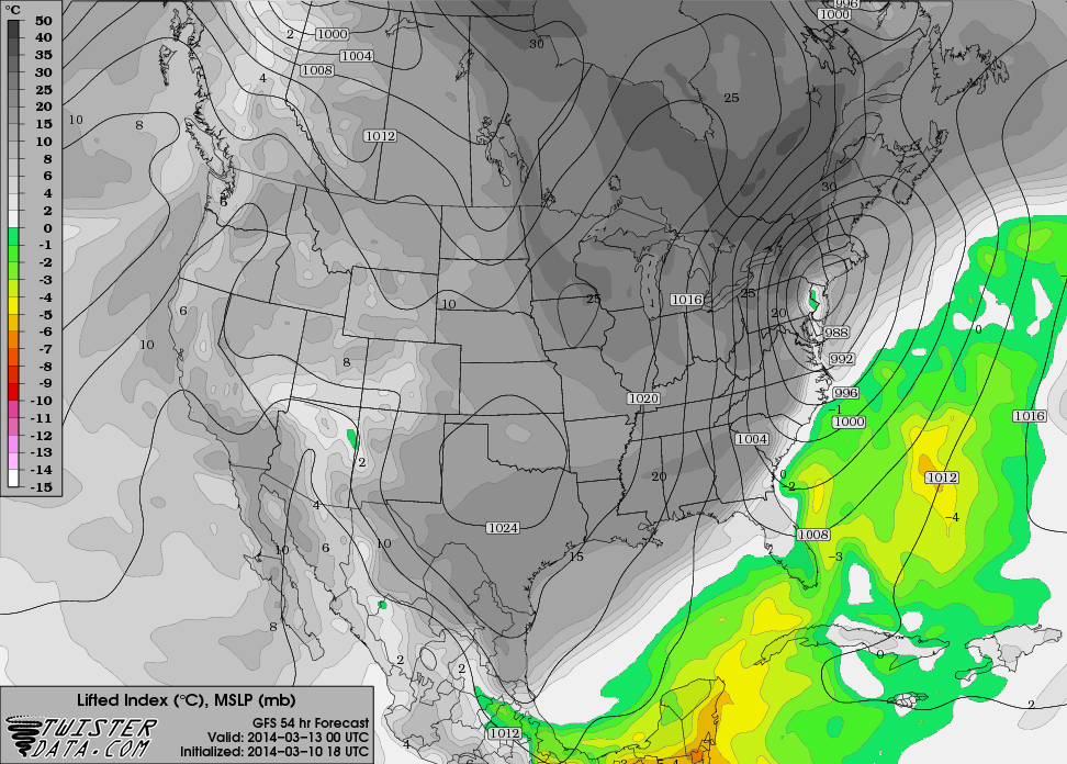 BLOG: March 12th-13th Potential Snowstorm, Discussion Thread 1.0 - Page 10 Gfs_3_17