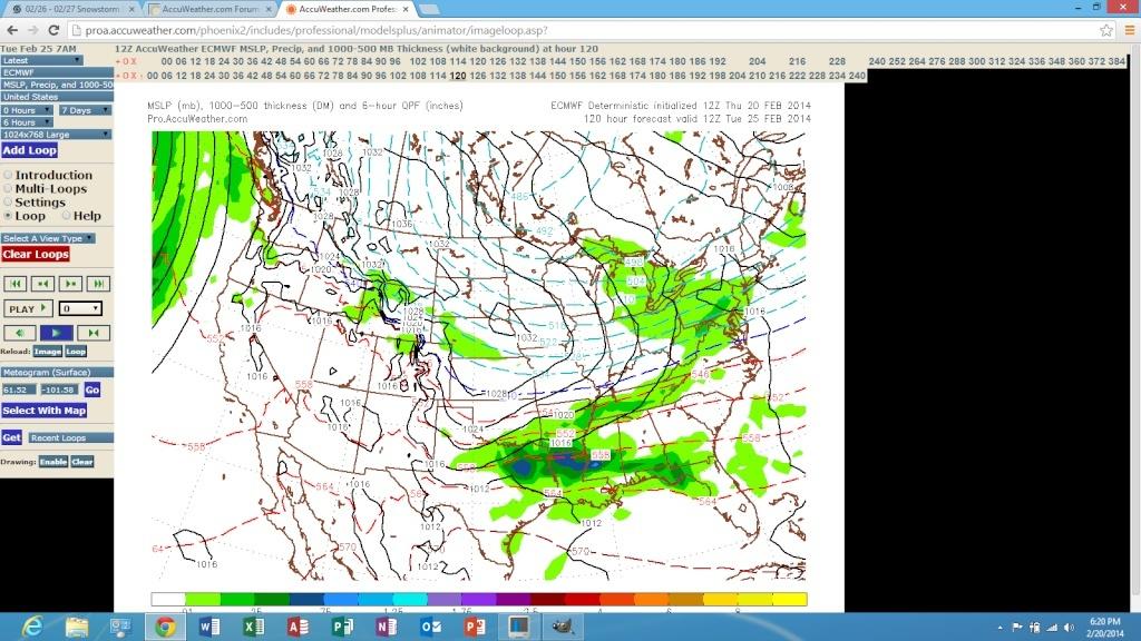 02/26 Snowstorm Potential  Screen81