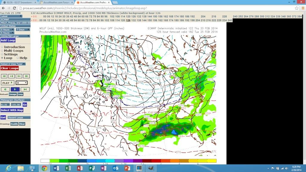 02/26 Snowstorm Potential  Screen82