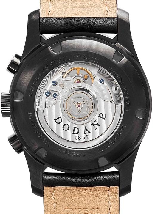 DODANE - Dodane Type 23 PVD noir  Dodane11