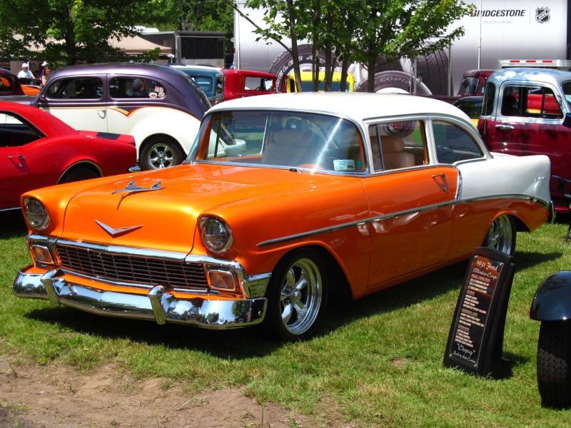 1956 Chevrolet Bel Air Nomad Summer10