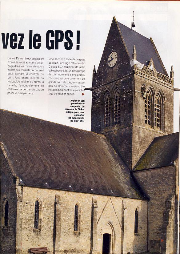Ste Mère-Eglise: suivez le G.P.S. 000_ci11