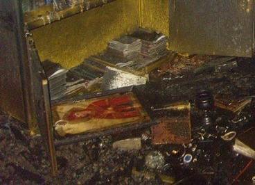 Две православные церкви горели в Татарстане 1139