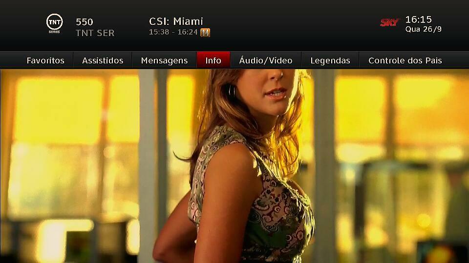 TNT Series, Tooncast e TruTV substituem os canais Esporte Interativo na SKY 42612010