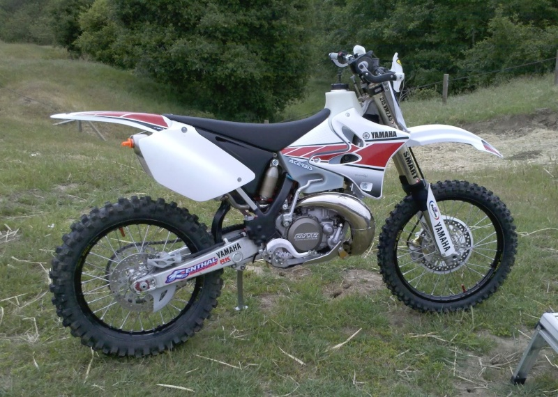 Yamaha WRZ 250 ... Image81