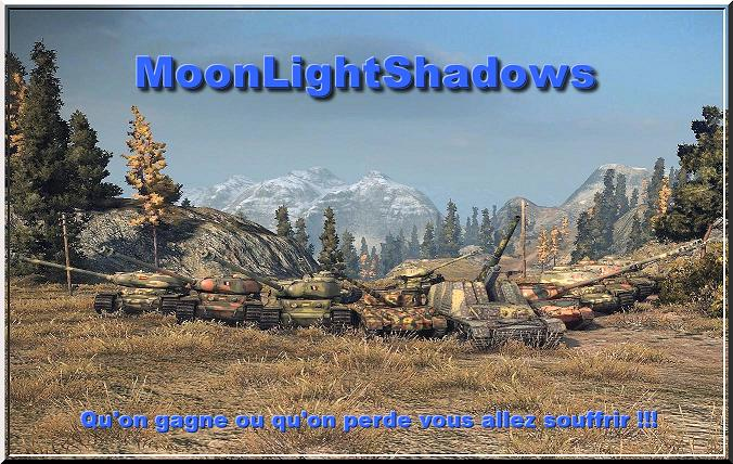 MoonLightShadows