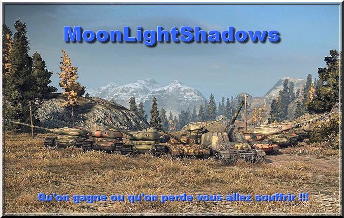 MoonLightShadows