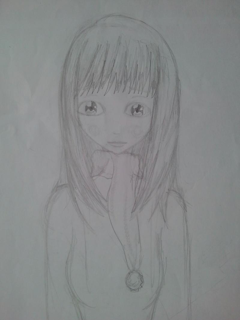 Dessin au crayon Photo014