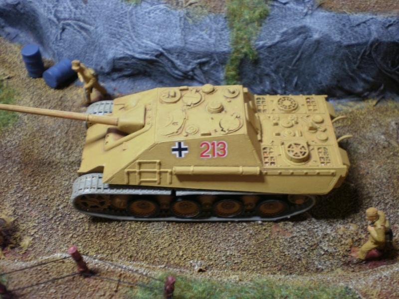[Matchbox] Jagdpanther 1/76 P2020016