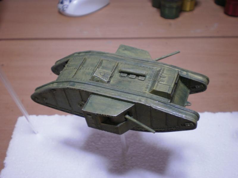 [Airfix] Tank Mark I P2020020