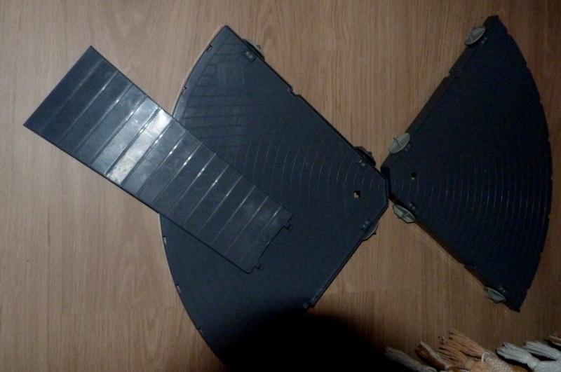 Cage plexi et etages ferplast belgique  Etages10