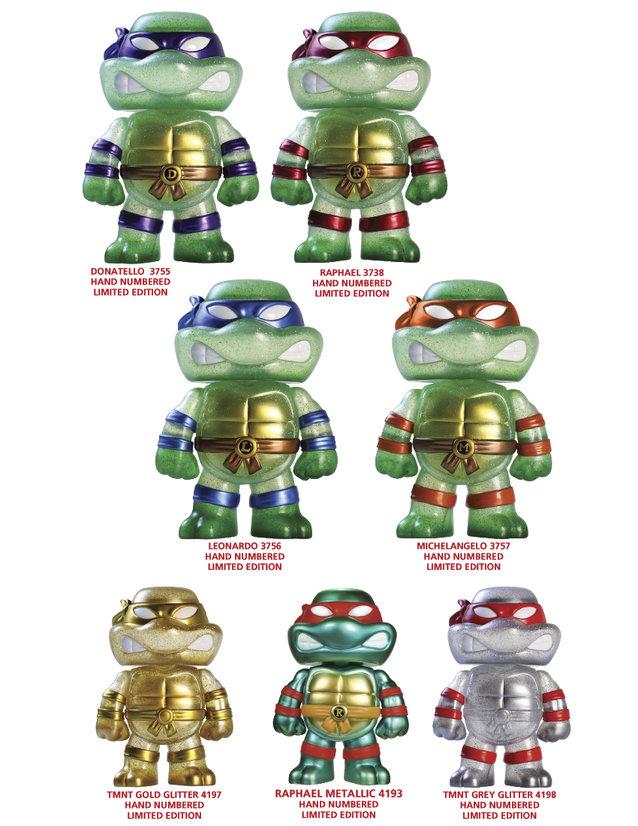 [Figurines] T.M.N.T. Funko Hikari Funko-10