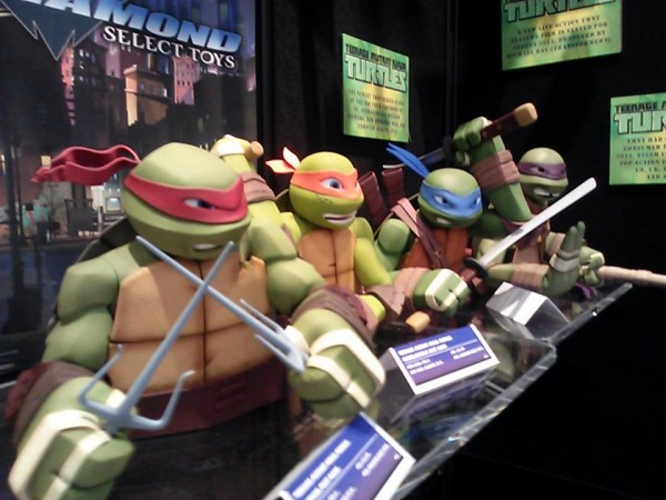 "[Proders] TMNT: Nickelodeon ""Animated""  Diamond Select Tmnt-d10"