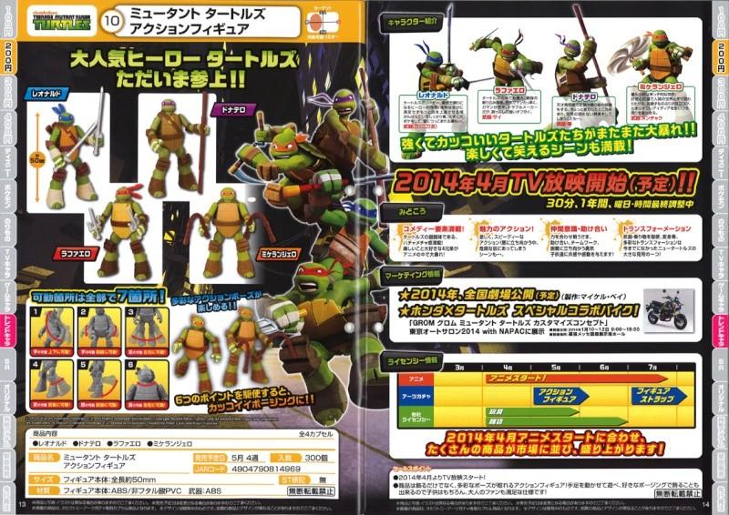 [Figurines] TMNT Minifig Takara/Tomy Tmnt-t10