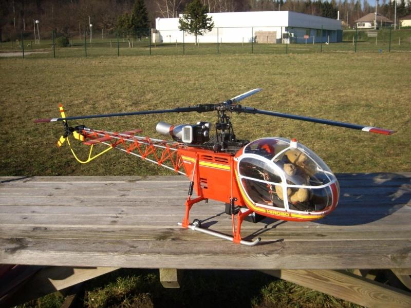 radio, récepteur et système flybarless Lama_010