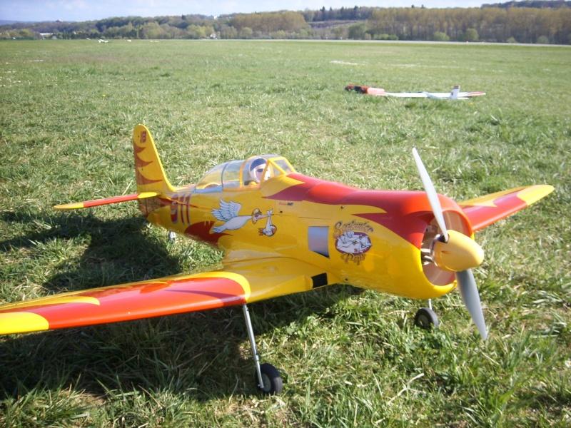Le Hawker SEA Fury de Graupner - Page 2 Spa50521