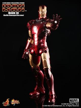 Iron Man (Hot Toys) 0211