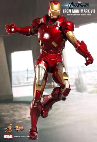 Iron Man (Hot Toys) 0611