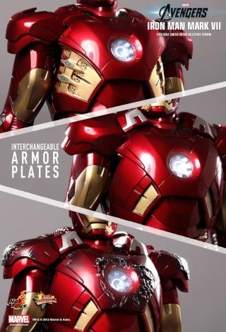 Iron Man (Hot Toys) 0811
