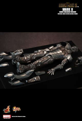 Iron Man (Hot Toys) 1010